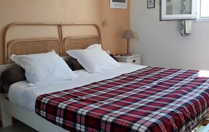 Location de vacances - Villa à Rivedoux-Plage - Le coin repas.