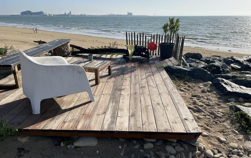Location de vacances - Villa à Rivedoux-Plage - Sports nautiqques.