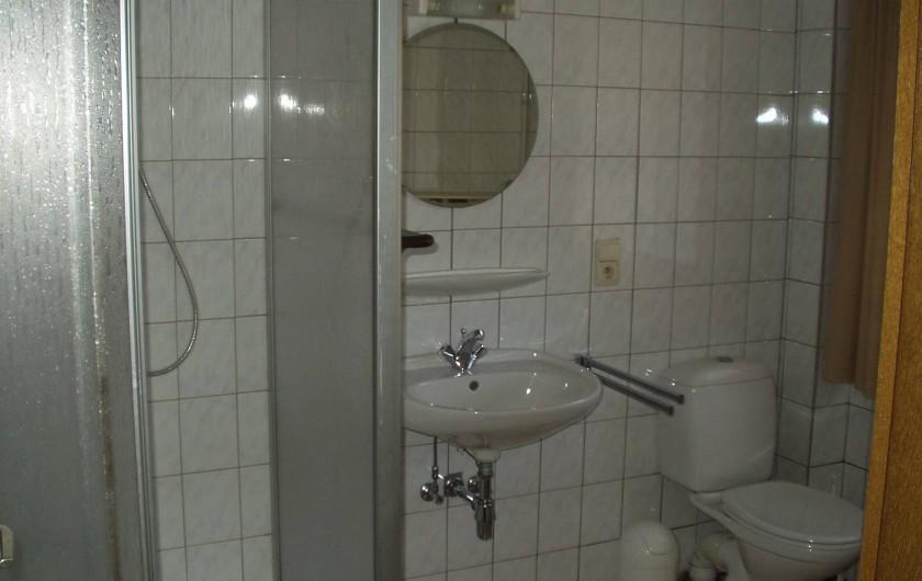 Location de vacances - Maison - Villa à Manderfeld - Maison 305 salle de bain