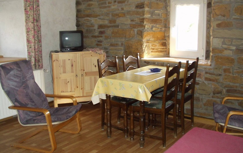 Location de vacances - Maison - Villa à Manderfeld - maison 305 exemple living