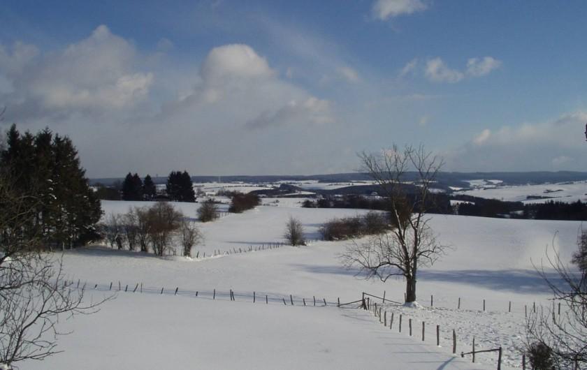 Location de vacances - Maison - Villa à Manderfeld - hiver