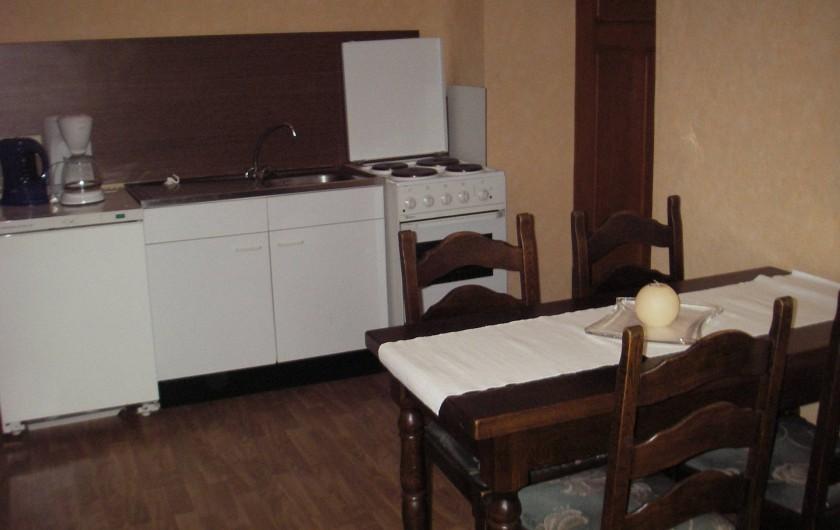 Location de vacances - Maison - Villa à Manderfeld - maison 305 exemple  cuisine