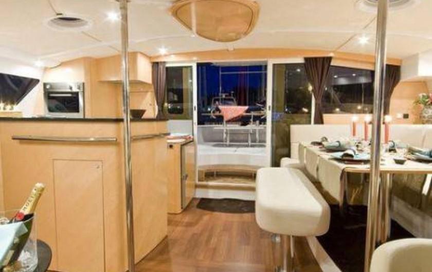 Location de vacances - Catamaran à Victoria