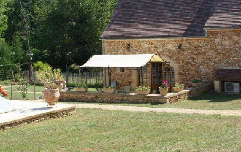 Location de vacances - Villa à Les Eyzies-de-Tayac-Sireuil