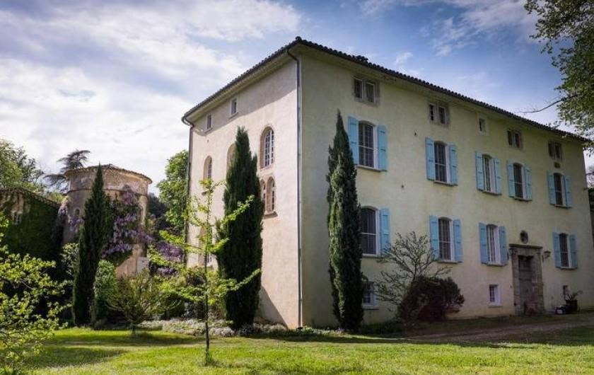 Location de vacances - Chambre d'hôtes à Saint-Félix-de-Pallières - Château de Saint Félix