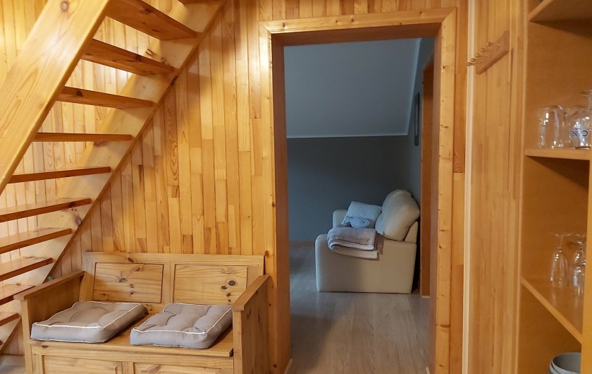 """Location de vacances - Gîte à Haut-Fays - Gîte """"Les Rainettes"""" (5 p.)"""