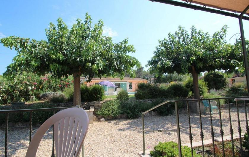 Location de vacances - Studio à Mas-Blanc-des-Alpilles