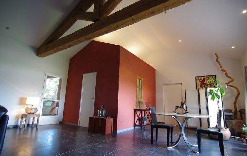 Location de vacances - Gîte à Thuir - Séjour loft - Gîte Capcir (2 chambres - 4/5 couchages)