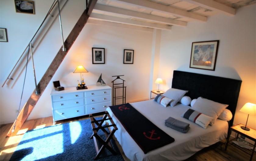Location de vacances - Gîte à Thuir - Suite Marine Chambre d'hôtes