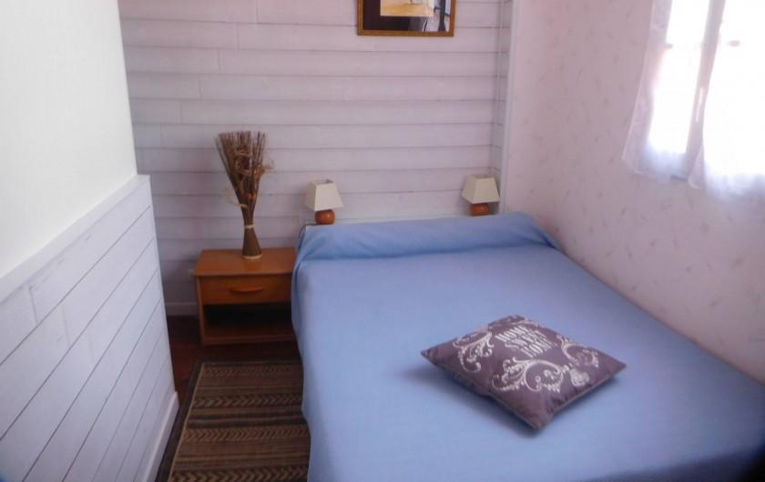 Location de vacances - Maison - Villa à Andernos-les-Bains - CHAMBRE