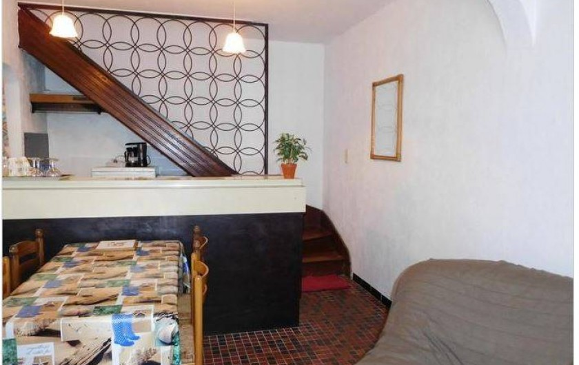 Location de vacances - Maison - Villa à Andernos-les-Bains - SEJOUR - COIN REPAS
