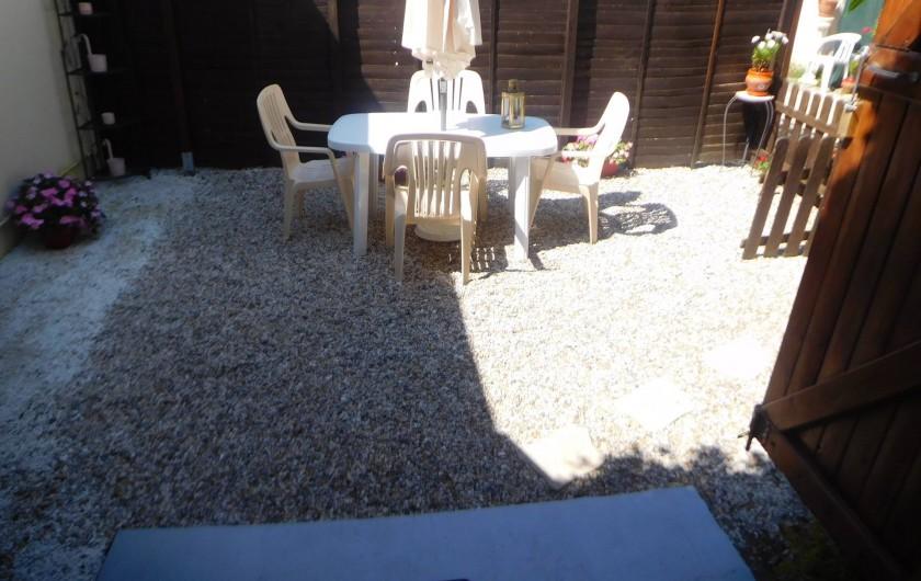Location de vacances - Maison - Villa à Andernos-les-Bains - JARDIN