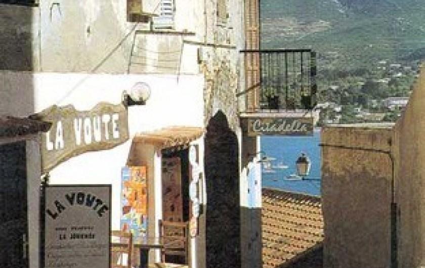 Location de vacances - Appartement à Calvi