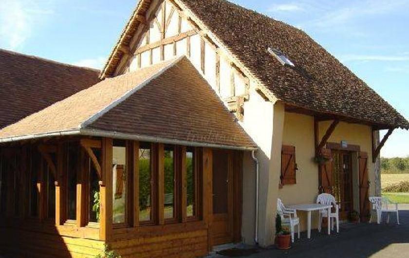 Location de vacances - Chambre d'hôtes à Châtillon-sur-Loire