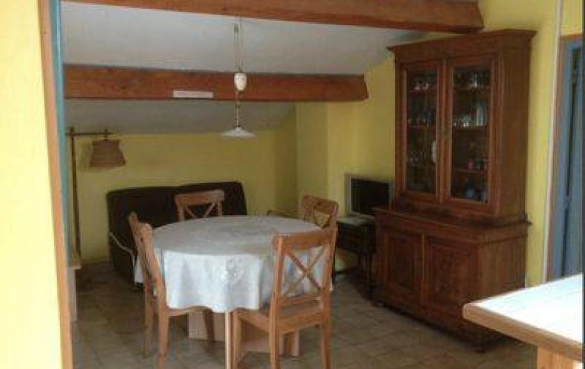 Location de vacances - Appartement à Mirabel