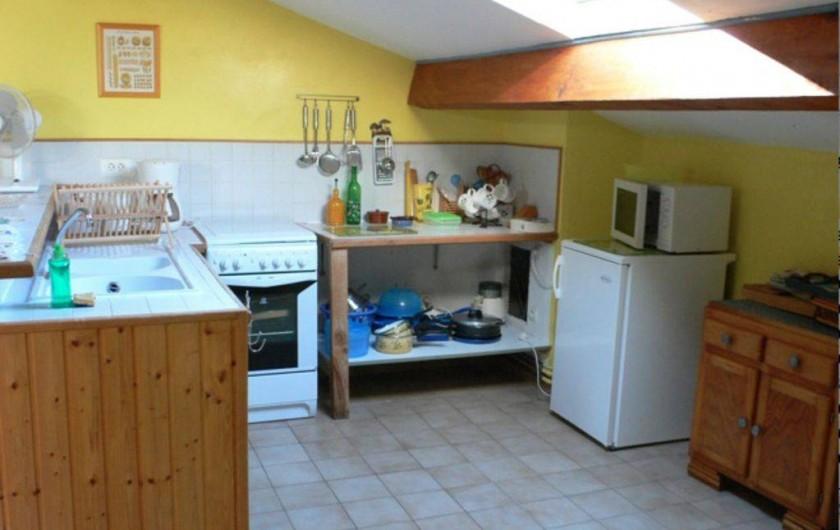 Location de vacances - Appartement à Mirabel - Cuisine simple