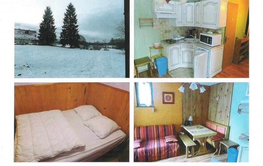 Location de vacances - Appartement à Les Rousses