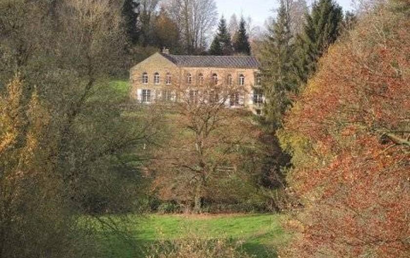 Location de vacances - Gîte à Villers-la-Ville
