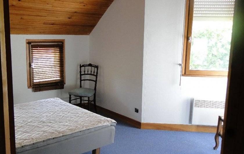 Location de vacances - Chalet à Uzer - chambre 1