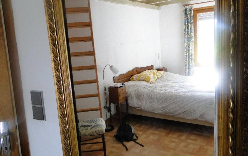 Location de vacances - Chalet à Uzer - Chambre 4