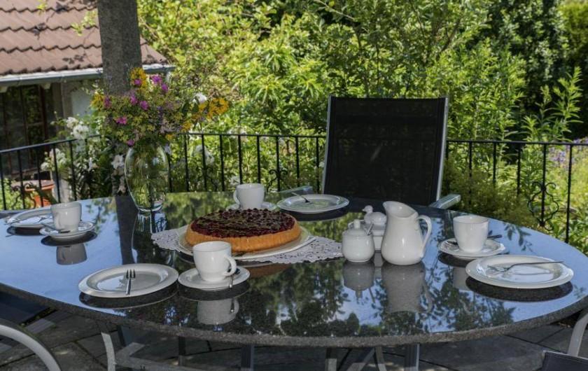 Location de vacances - Maison - Villa à Alsbach-Hähnlein - Lieu d'énergie