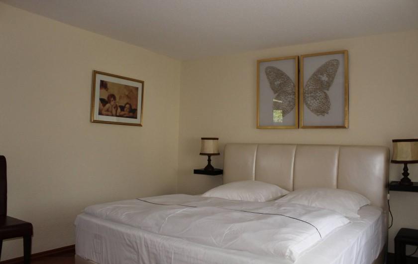 Location de vacances - Maison - Villa à Alsbach-Hähnlein - Chambre à coucher 'papillon'
