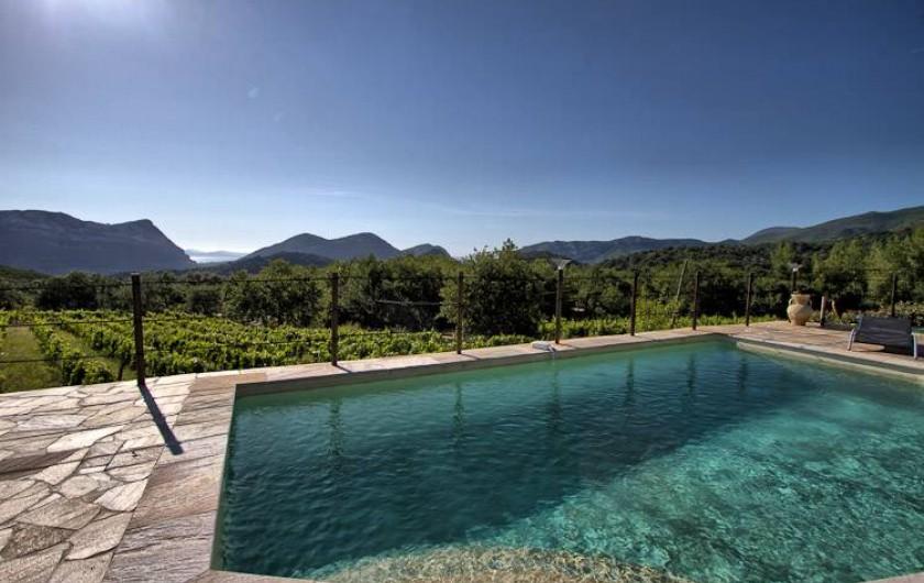 Location de vacances - Villa à Patrimonio