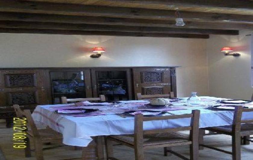 Location de vacances - Gîte à Boudou