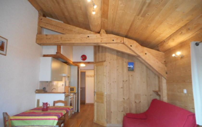 Location de vacances - Appartement à Bonneval-sur-Arc - Cuisine équipée