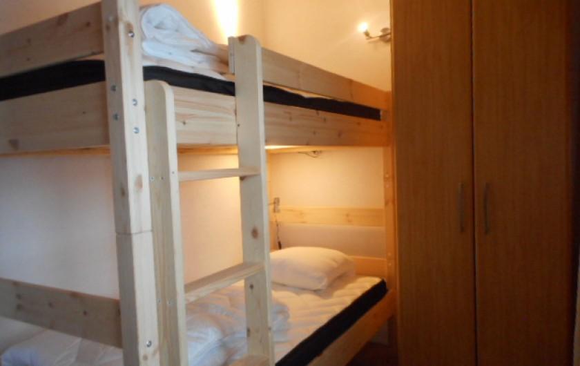 Location de vacances - Appartement à Bonneval-sur-Arc - Chambre