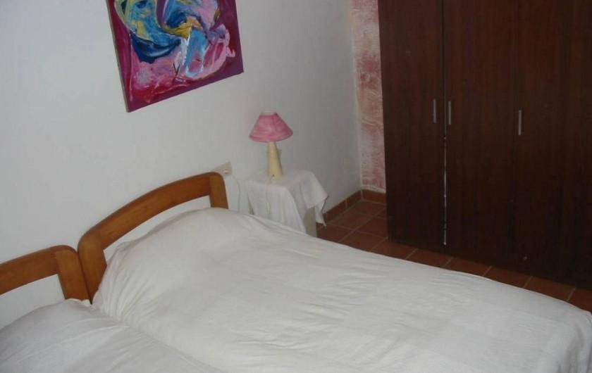 Location de vacances - Maison - Villa à Sant Feliu de Guíxols - Chambre