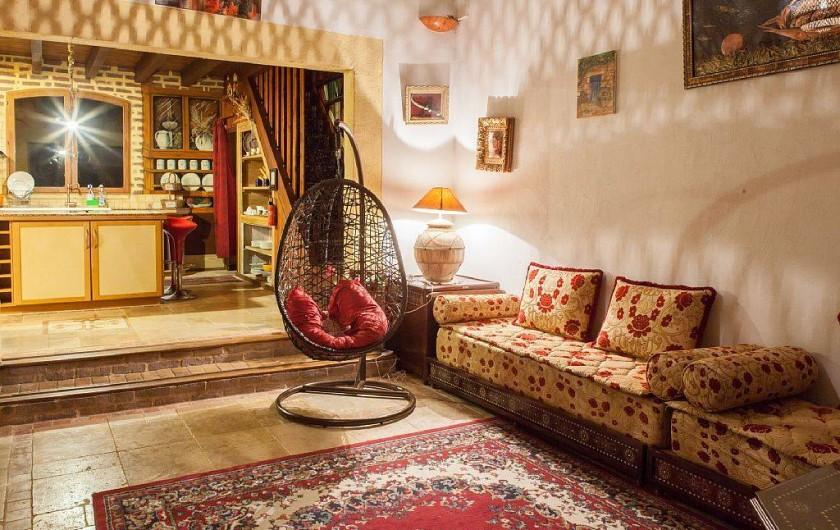 Location de vacances - Villa à Souillac - Salon 1
