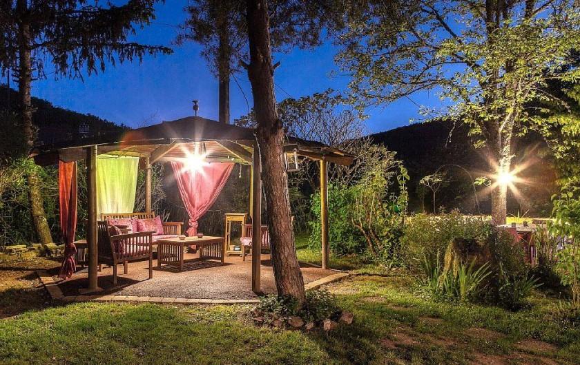 Location de vacances - Villa à Souillac - Loggia