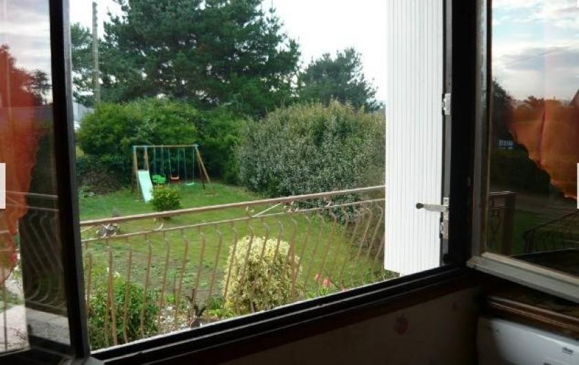 Location de vacances - Villa à Pleumeur-Bodou