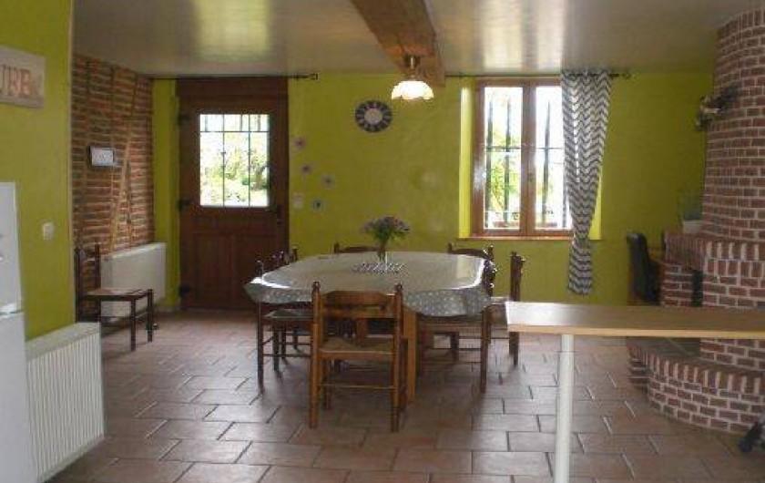 Location de vacances - Gîte à Floyon