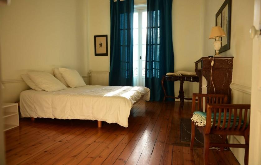Location de vacances - Appartement à Dinard - chambre 1
