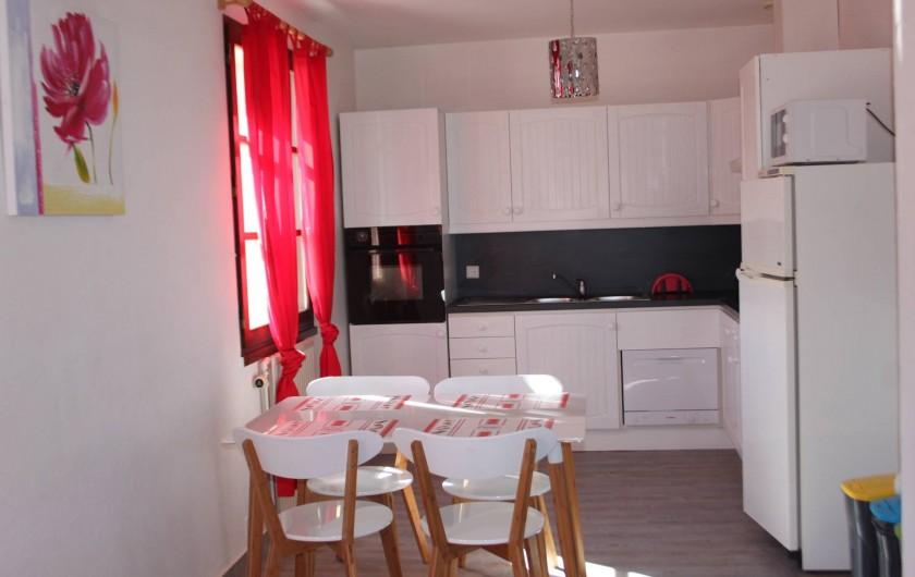 Location de vacances - Maison - Villa à Rosières - cuisine