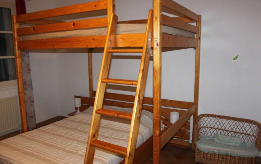 Location de vacances - Maison - Villa à Rosières - chambre n°2