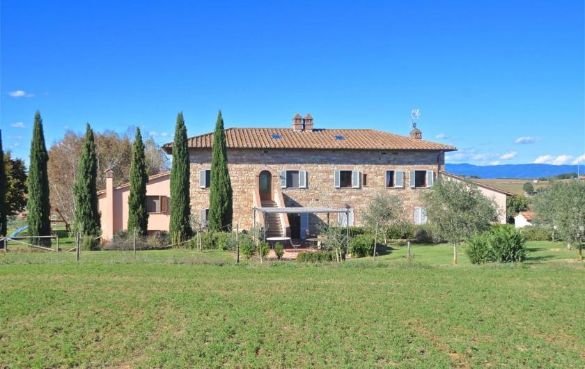Location de vacances - Appartement à Castiglione del Lago - La gîtes
