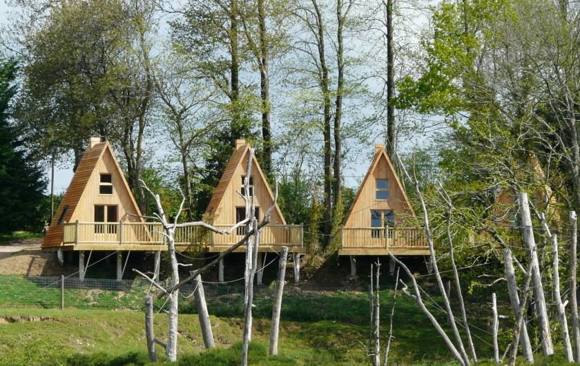 Location de vacances - Insolite à Hermival-les-Vaux - Zoobservatoires
