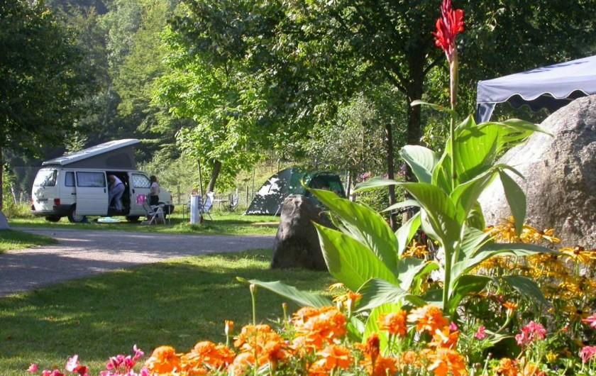 Location de vacances - Bungalow - Mobilhome à Kruth