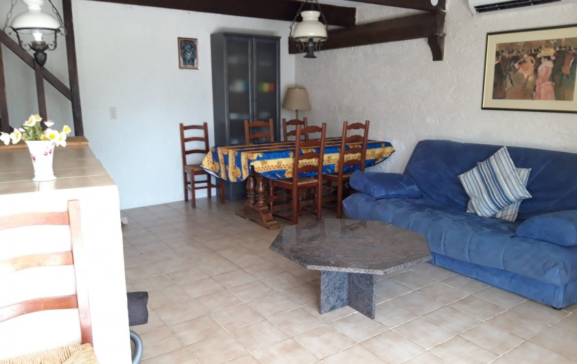 Location de vacances - Mas à Sainte-Maxime - la chambre n°2