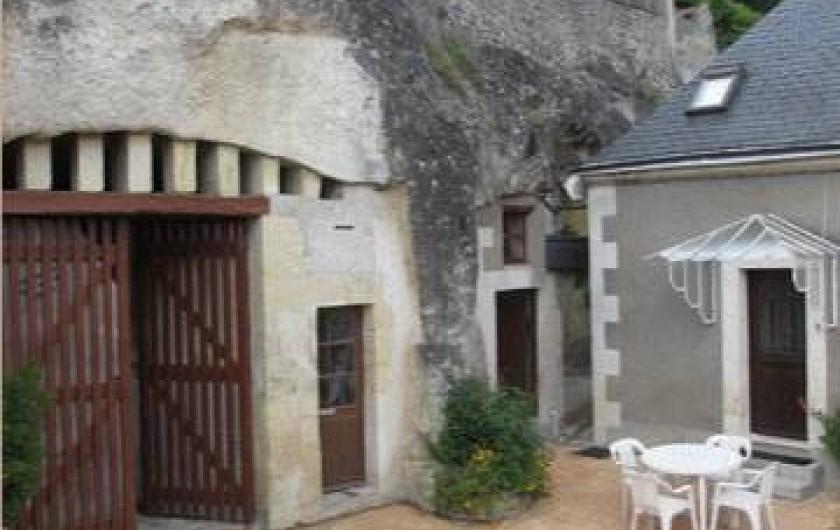 Location de vacances - Villa à Nazelles-Négron