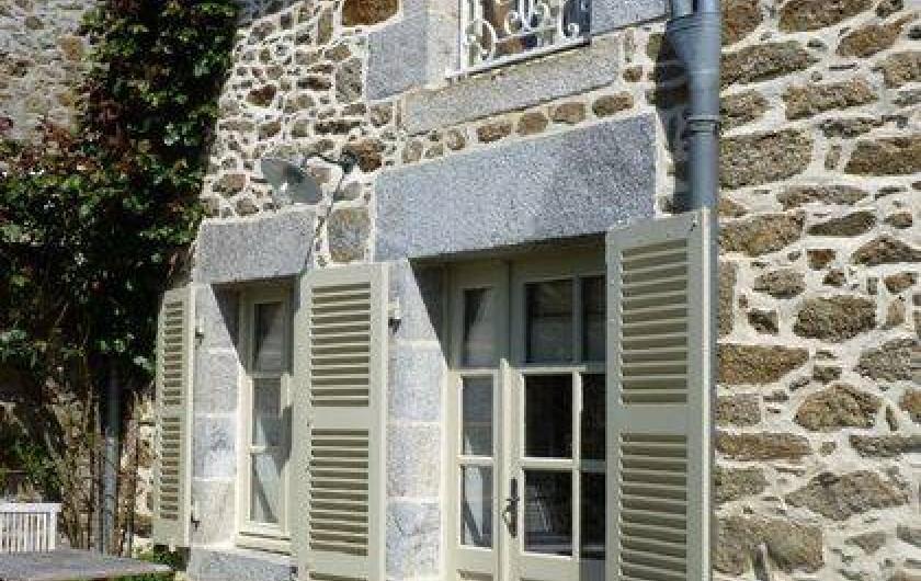 Location de vacances - Chambre d'hôtes à La Richardais - La chambre 'Tintamarre'