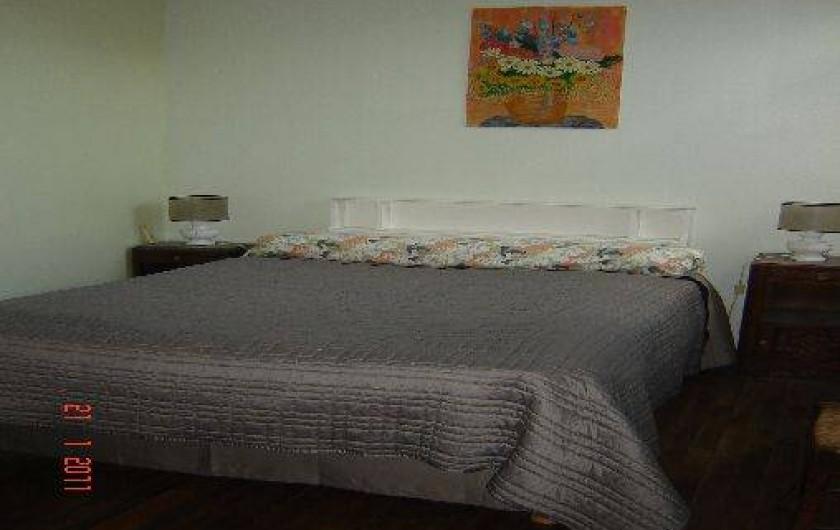 Location de vacances - Villa à Azerat - 3ème chambre