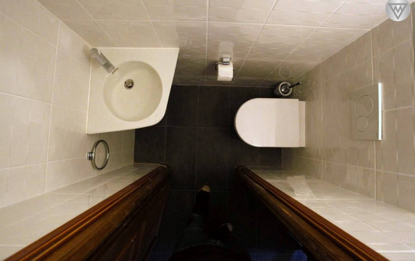 Location de vacances - Appartement à Megève - WC