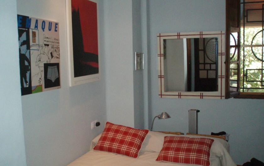 Location de vacances - Villa à Xàtiva - un dormitorio