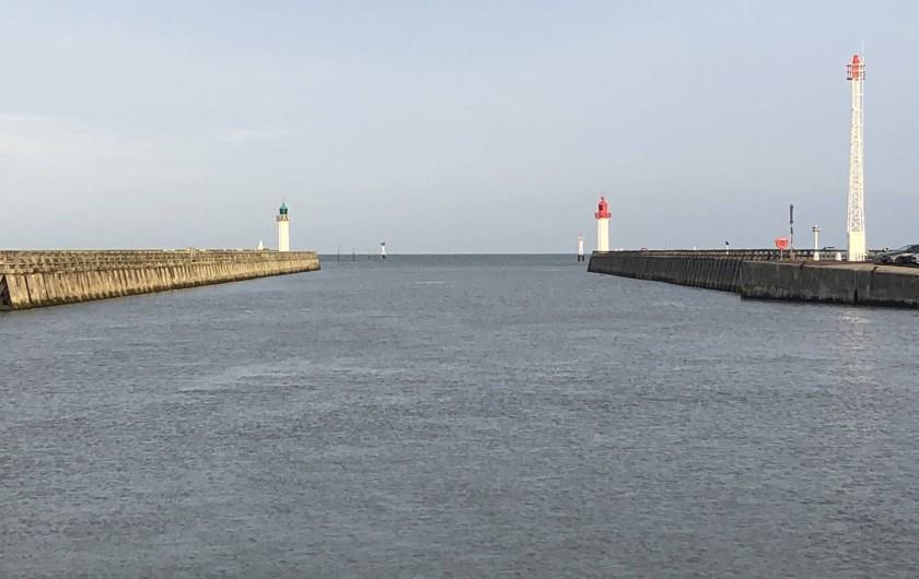 Location de vacances - Studio à Port-Deauville