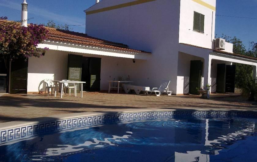 Location maison avec piscine faro portugal ventana blog - Location maison algarve avec piscine ...