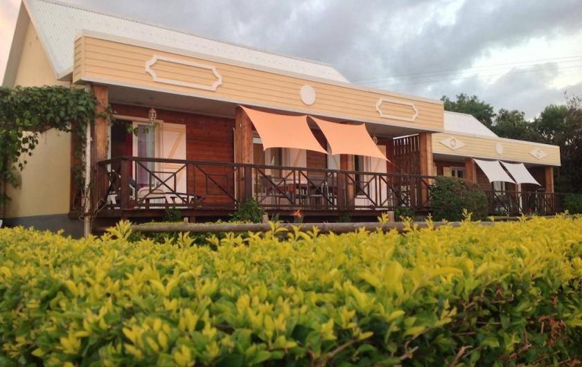 Location de vacances - Gîte à Saint-Pierre - Gîtes Villas